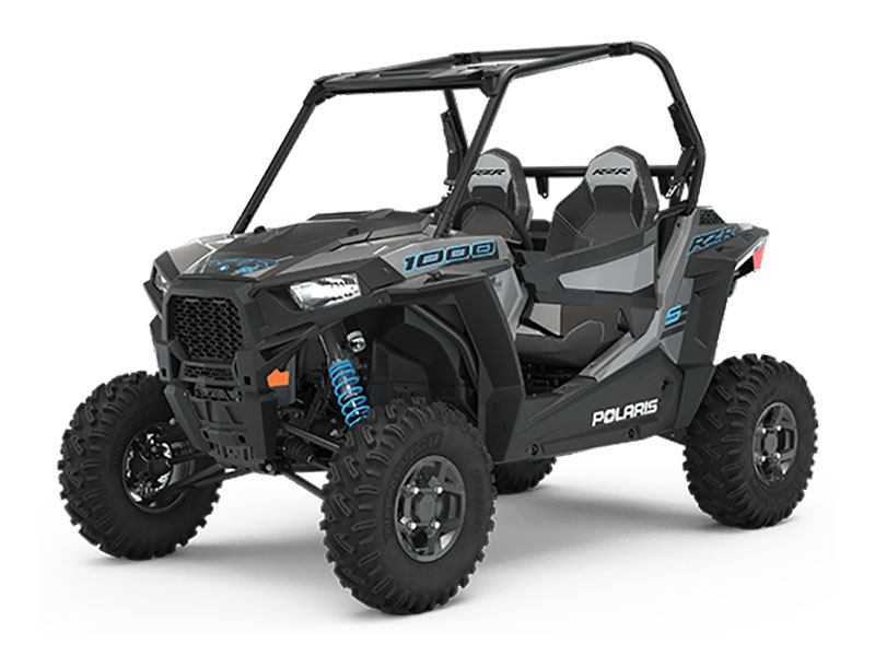 2020 Polaris RZR Trail S 1000 Premium in Ironwood, Michigan - Photo 1