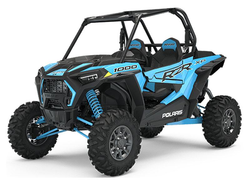 2020 Polaris RZR XP 1000 in Caroline, Wisconsin - Photo 1
