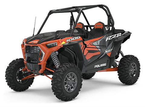 2020 Polaris RZR XP 1000 Premium in Ironwood, Michigan