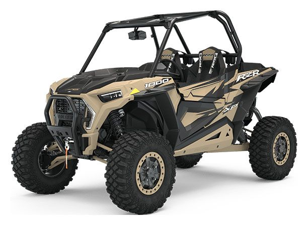 2020 Polaris RZR XP 1000 Trails & Rocks in Montezuma, Kansas - Photo 1