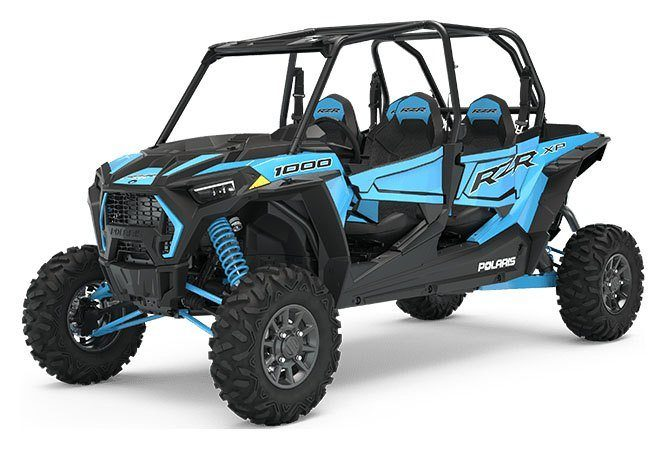2020 Polaris RZR XP 4 1000 in San Diego, California - Photo 1
