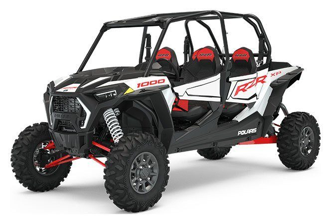 2020 Polaris RZR XP 4 1000 in Paso Robles, California - Photo 1