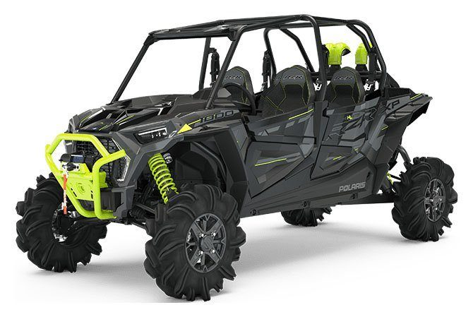 2020 Polaris RZR XP 4 1000 High Lifter in Three Lakes, Wisconsin - Photo 1