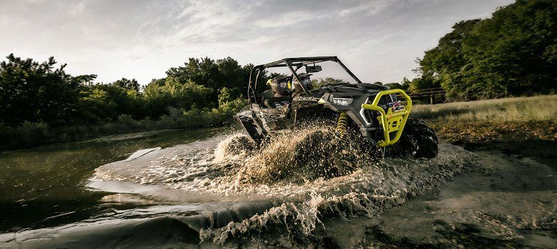 2020 Polaris RZR XP 4 1000 High Lifter in Leesville, Louisiana - Photo 8