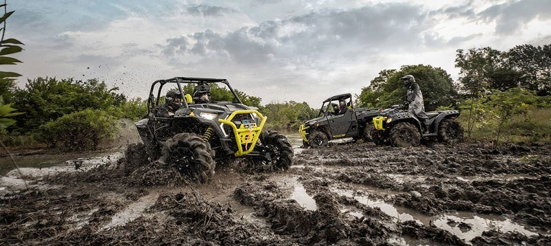2020 Polaris RZR XP 4 1000 High Lifter in Three Lakes, Wisconsin - Photo 10