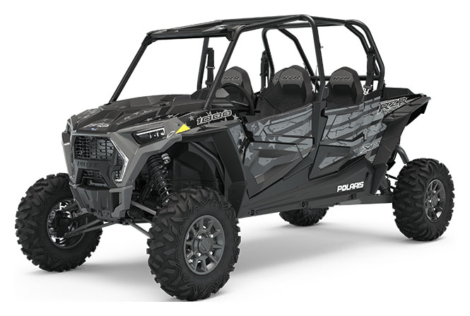 2020 Polaris RZR XP 4 1000 Limited Edition in Paso Robles, California - Photo 4