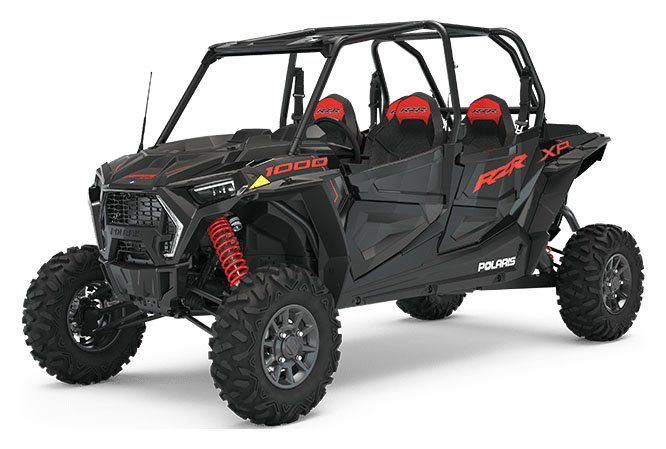 2020 Polaris RZR XP 4 1000 Premium in Ukiah, California - Photo 1