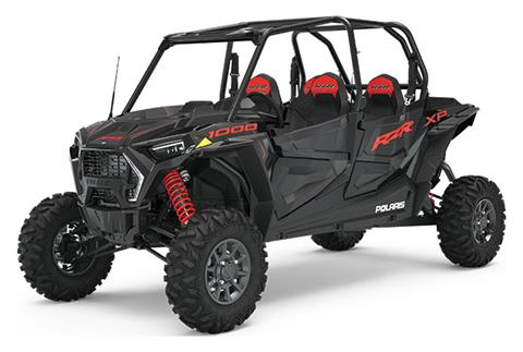 2020 Polaris RZR XP 4 1000 Premium in Ironwood, Michigan