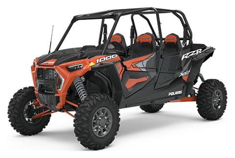2020 Polaris RZR XP 4 1000 Premium in Lewiston, Maine