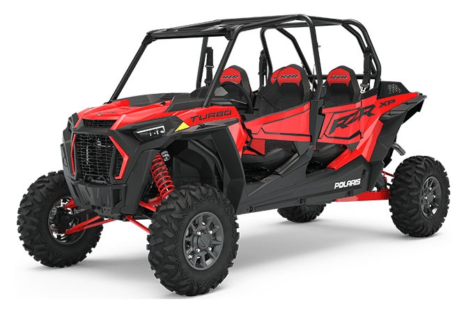 2020 Polaris RZR XP 4 Turbo in Houston, Ohio - Photo 1