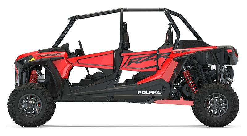 2020 Polaris RZR XP 4 Turbo in Lewiston, Maine - Photo 2