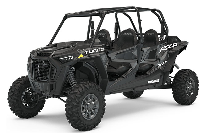 2020 Polaris RZR XP 4 Turbo in Saucier, Mississippi - Photo 1