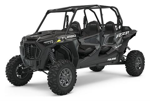 2020 Polaris RZR XP 4 Turbo in Oak Creek, Wisconsin