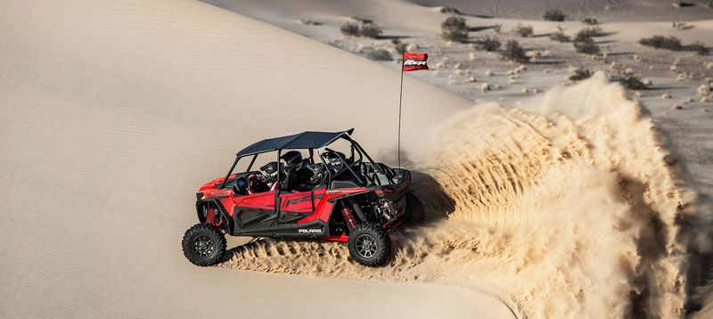 2020 Polaris RZR XP 4 Turbo in Monroe, Michigan - Photo 5
