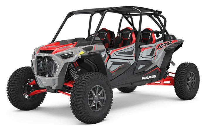 2020 Polaris RZR XP 4 Turbo S in Afton, Oklahoma - Photo 1