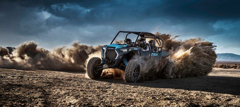 2020 Polaris RZR XP 4 Turbo S in Monroe, Michigan - Photo 4