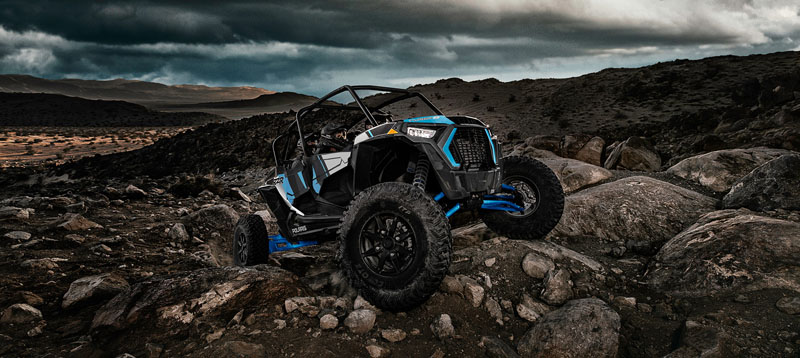 2020 Polaris RZR XP 4 Turbo S in Clyman, Wisconsin - Photo 12