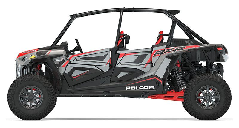 2020 Polaris RZR XP 4 Turbo S in Danbury, Connecticut - Photo 2