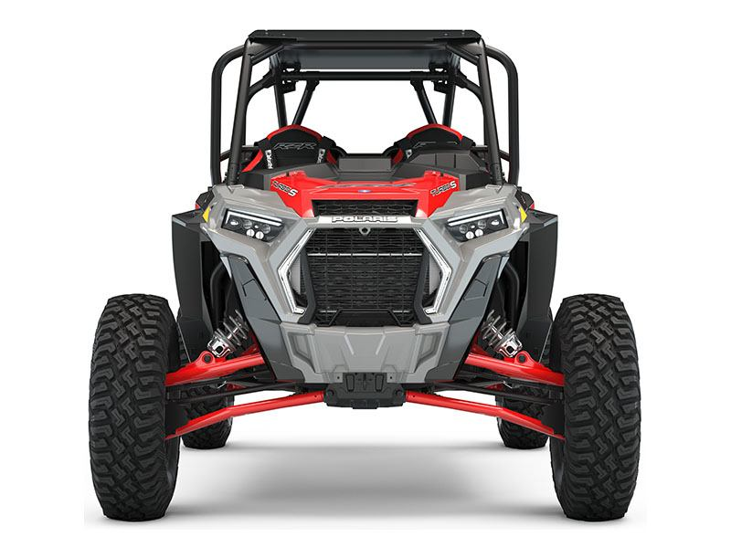 2020 Polaris RZR XP 4 Turbo S in Hillman, Michigan - Photo 3