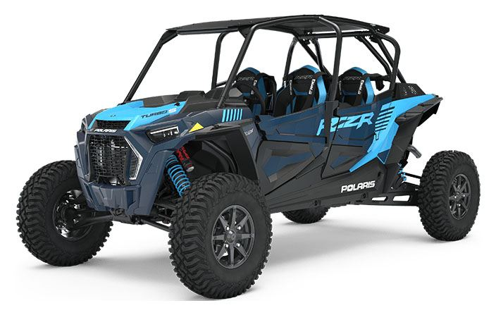 2020 Polaris RZR XP 4 Turbo S in Ironwood, Michigan - Photo 1