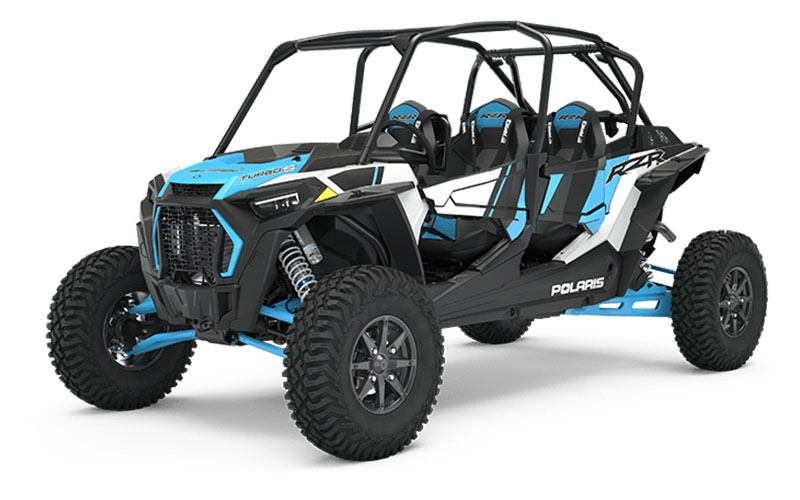 2020 Polaris RZR XP 4 Turbo S Velocity in Terre Haute, Indiana - Photo 1