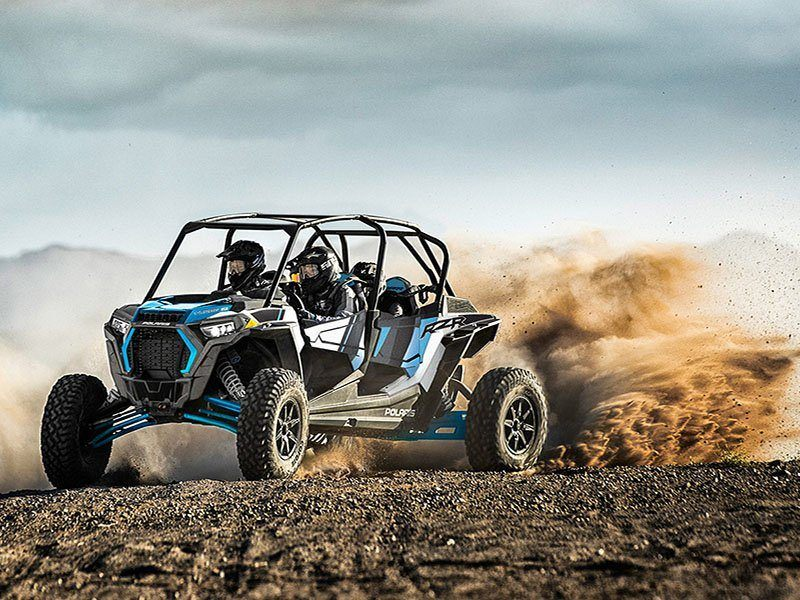2020 Polaris RZR XP 4 Turbo S Velocity in Mason City, Iowa - Photo 4