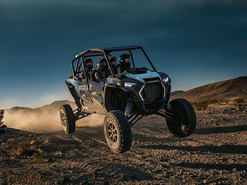 2020 Polaris RZR XP 4 Turbo S Velocity in Saint Clairsville, Ohio - Photo 4