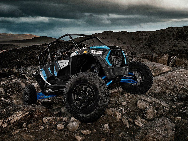 2020 Polaris RZR XP 4 Turbo S Velocity in Saint Clairsville, Ohio - Photo 5