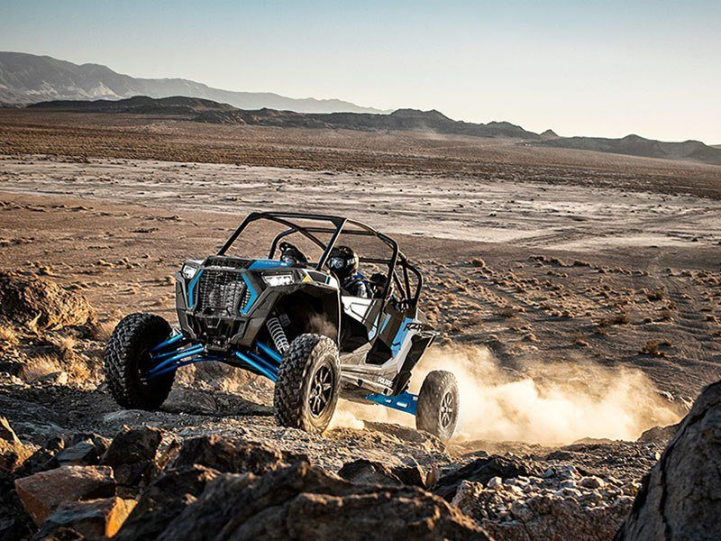 2020 Polaris RZR XP 4 Turbo S Velocity in Mason City, Iowa - Photo 8