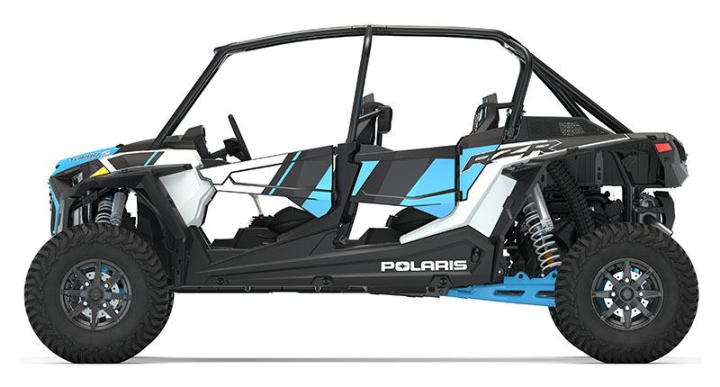 2020 Polaris RZR XP 4 Turbo S Velocity in Mason City, Iowa - Photo 2