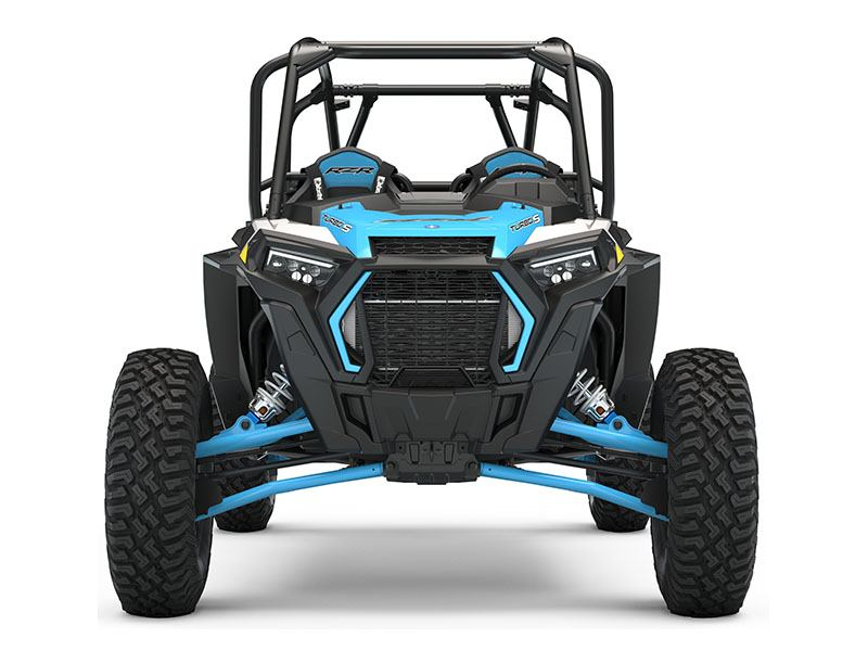 2020 Polaris RZR XP 4 Turbo S Velocity in Saint Clairsville, Ohio - Photo 3