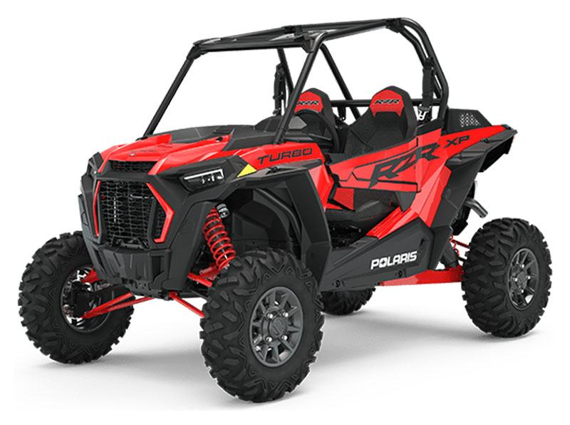 2020 Polaris RZR XP Turbo in Ada, Oklahoma - Photo 1