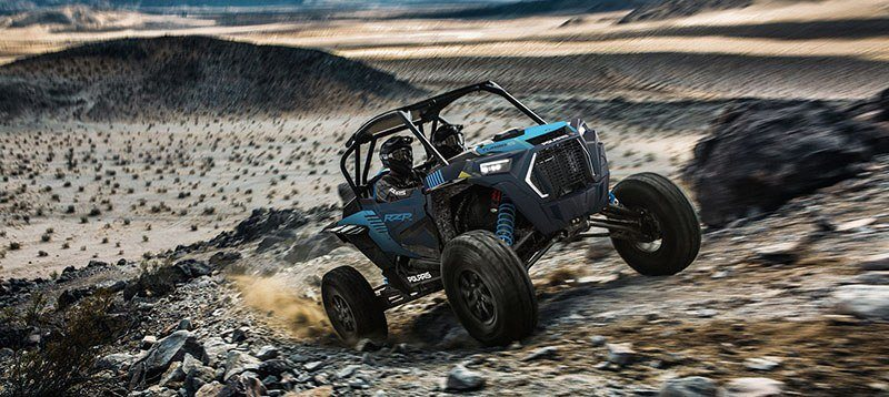 2020 Polaris RZR XP Turbo S in Florence, South Carolina - Photo 12