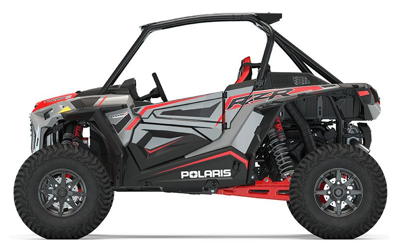 2020 Polaris RZR XP Turbo S in Mount Pleasant, Texas - Photo 2