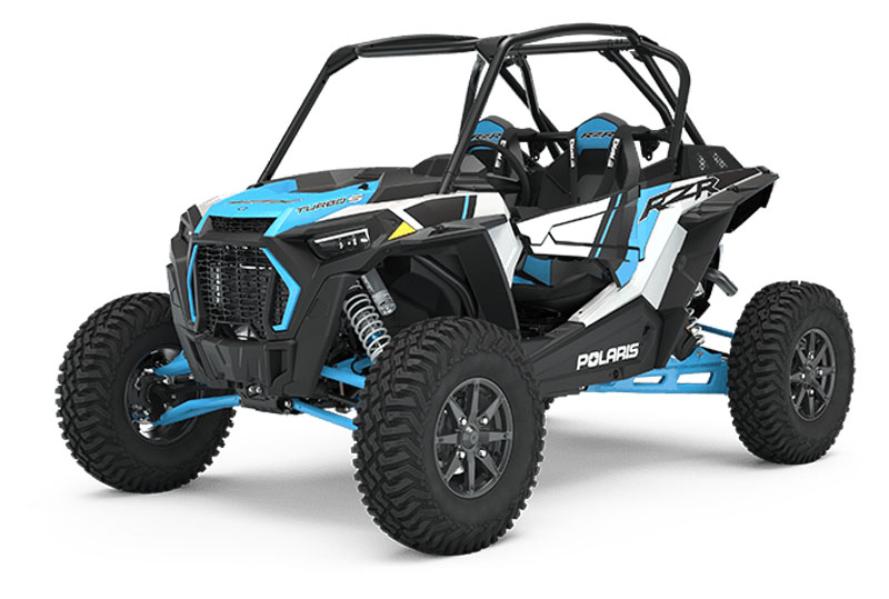 2020 Polaris RZR XP Turbo S Velocity in Auburn, California - Photo 2
