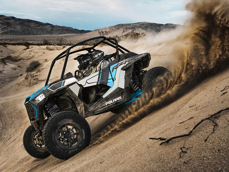 2020 Polaris RZR XP Turbo S Velocity in Clyman, Wisconsin - Photo 4