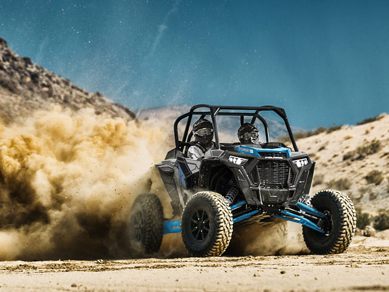 2020 Polaris RZR XP Turbo S Velocity in Estill, South Carolina - Photo 5