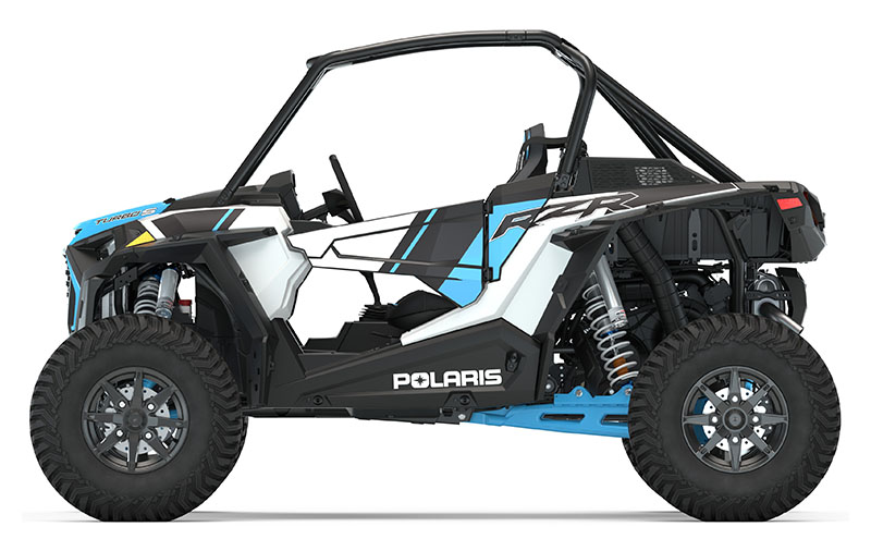 2020 Polaris RZR XP Turbo S Velocity in Seeley Lake, Montana - Photo 2