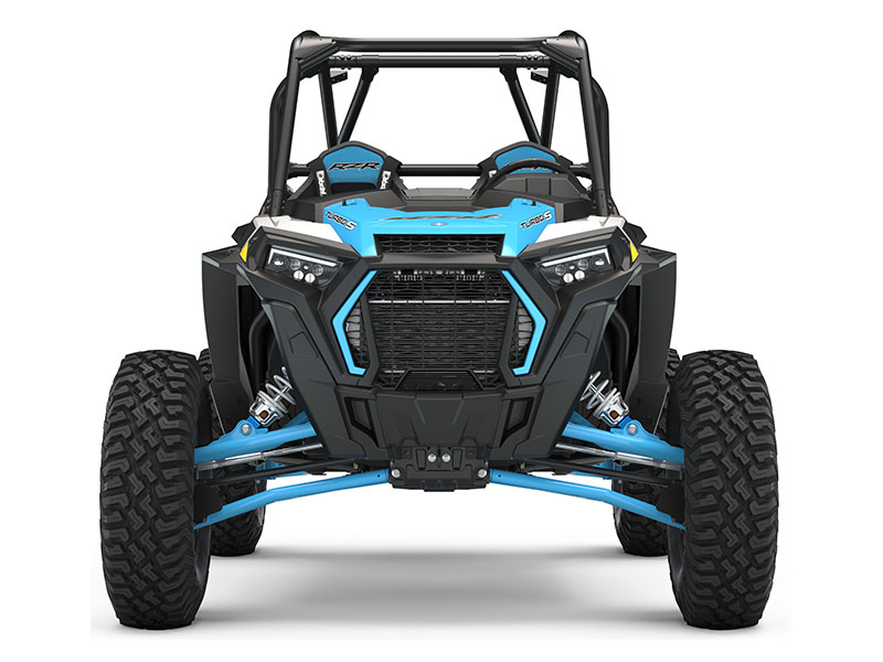 2020 Polaris RZR XP Turbo S Velocity in Clyman, Wisconsin - Photo 3