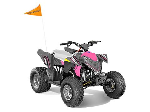 2021 Polaris Outlaw 110 EFI in Woodruff, Wisconsin