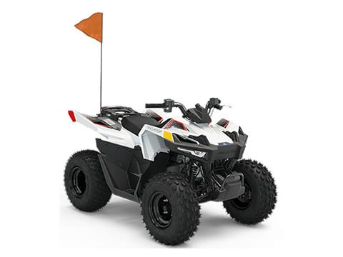 2021 Polaris Outlaw 70 EFI in Milford, New Hampshire
