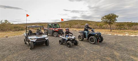 2021 Polaris Outlaw 70 EFI in Salinas, California - Photo 13