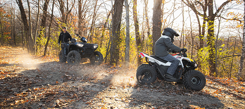 2021 Polaris Outlaw 70 EFI in Elma, New York - Photo 3