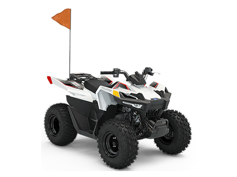 2021 Polaris Outlaw 70 EFI in Yuba City, California - Photo 1