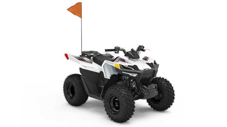 2021 Polaris Outlaw 70 EFI in Lewiston, Maine - Photo 1