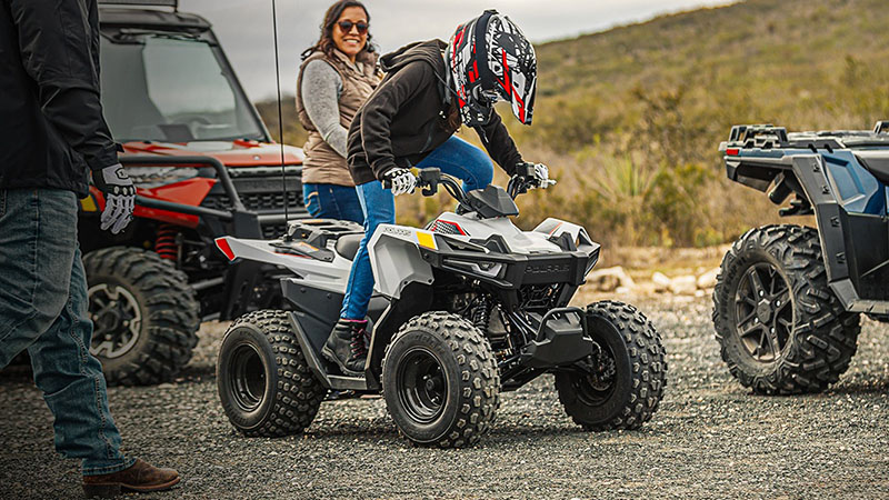 2021 Polaris Outlaw 70 EFI in Cottonwood, Idaho - Photo 2