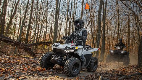 2021 Polaris Outlaw 70 EFI in Houston, Ohio - Photo 3