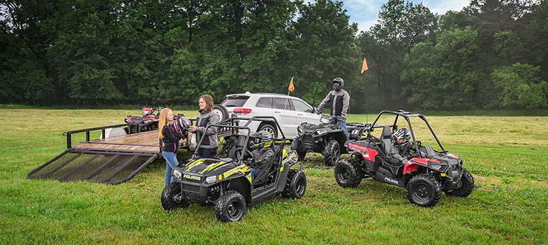 2021 Polaris Ace 150 EFI in Lake Ariel, Pennsylvania - Photo 4