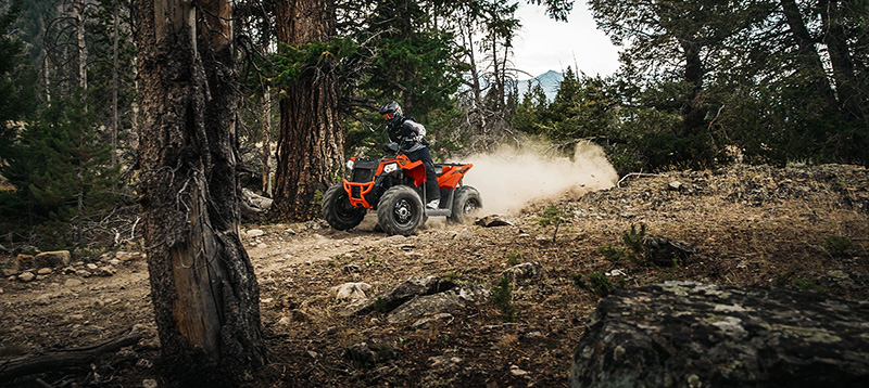 2021 Polaris Scrambler 850 in Monroe, Michigan - Photo 2