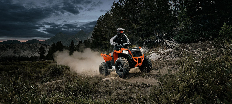 2021 Polaris Scrambler 850 in Yuba City, California - Photo 3